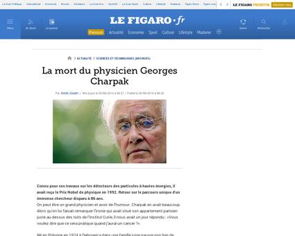 Georges CHARPAK