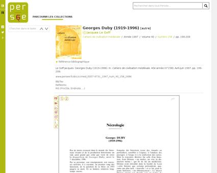 Ccmed 0007 9731 1997 num 40 158 2686 Georges