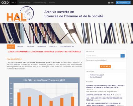 Halshs.archives ouvertes.fr Georges