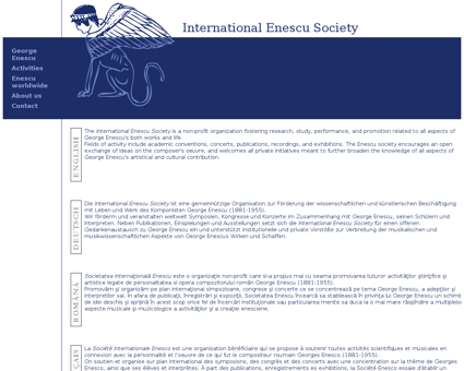 enescusociety.org Georges