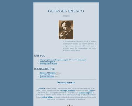 Index Georges