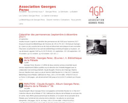 associationgeorgesperec.fr Georges