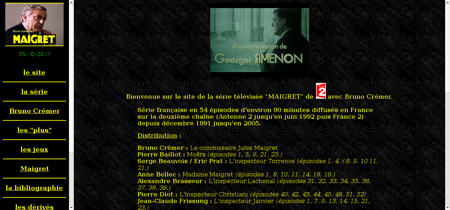 Dossier simenon Georges