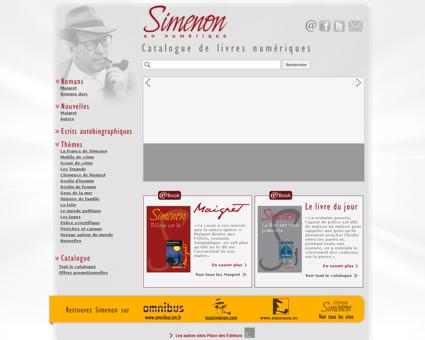 simenonnumerique.com Georges