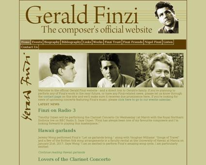 geraldfinzi.com Gerald