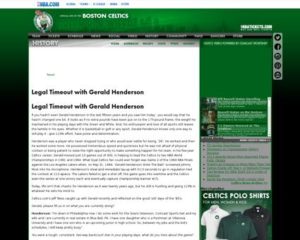 LegalTimeHenderson Gerald