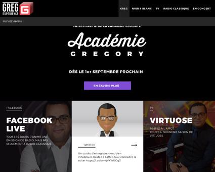 gregorycharles.com Gregory