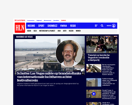 hln.be Gregory