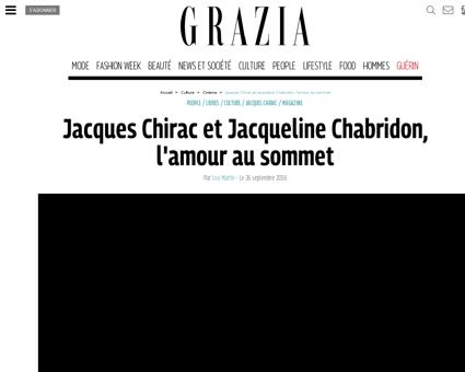 Jacqueline CHABRIDON