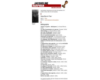 Harpman Jacqueline