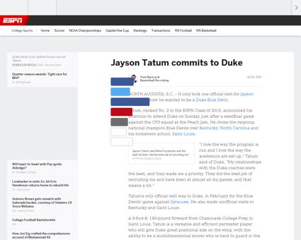 Jayson TATUM