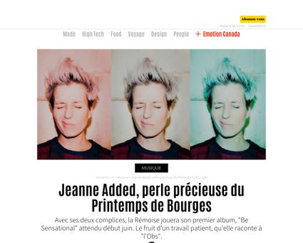 Jeanne added la perle du printemps de bo Jeanne