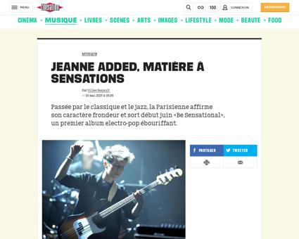 Jeanne added matiere a sensations 130463 Jeanne