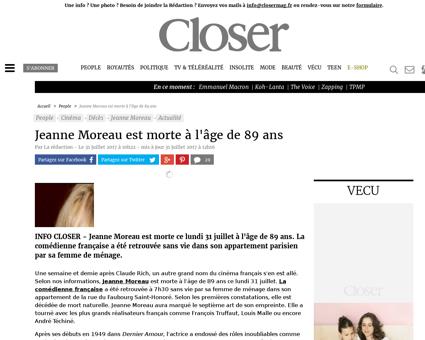 Moreau Jeanne