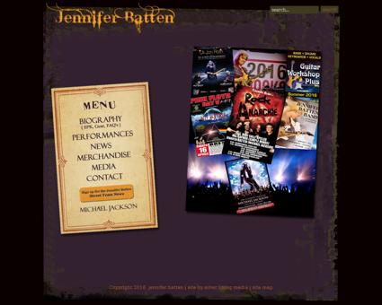 jenniferbatten.com Jennifer