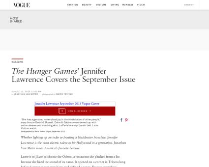 Star quality jennifer lawrence hunger ga Jennifer