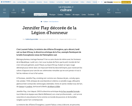 Jennifer FLAY