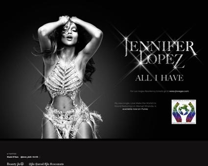 jenniferlopez.com Jennifer