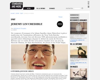 300 jeremy lincredible Jeremy