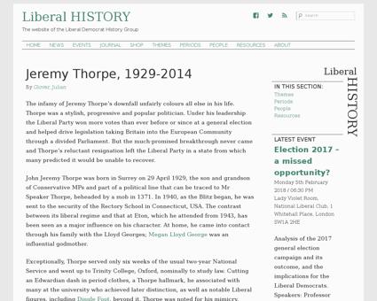 Thorpe jeremy Jeremy