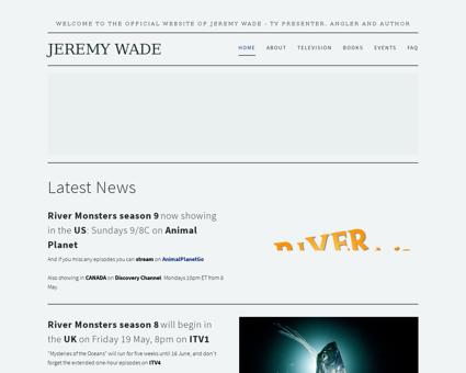 Jeremywade.co.uk Jeremy
