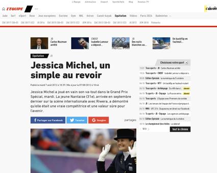 Jessica MICHEL