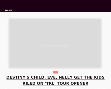 Destinys child open trl tour.jhtml Jessica