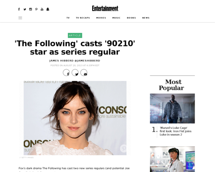 The following jessica stroup Jessica
