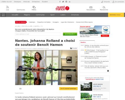 Johanna ROLLAND