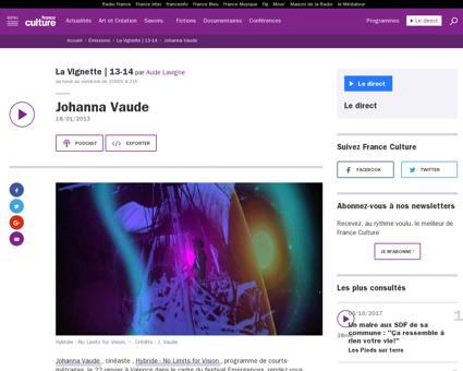 Johanna vaude Johanna