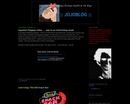 Jojofiles.blogspot.com Jonathan