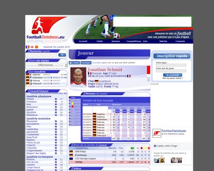 Football.joueurs.jonathan.schmid.129443. Jonathan