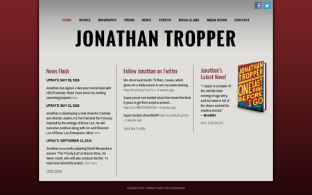 jonathantropper.com Jonathan