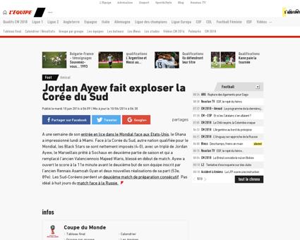 Jordan AYEW
