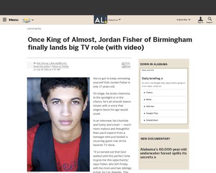 Once king of almost jordan fis Jordan