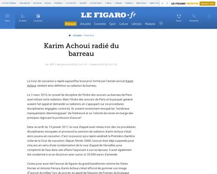 Karim ACHOUI