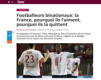 Foot binationaux france quitter rester a Karim