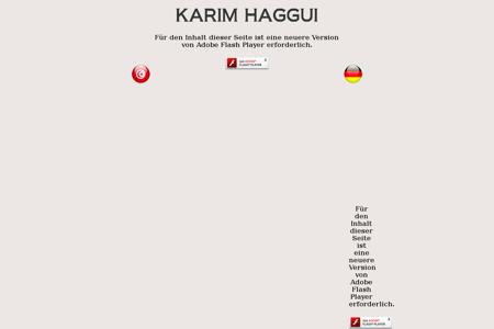 karim haggui.com Karim