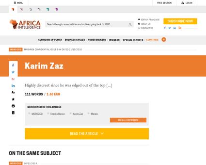 Karim zaz,85881915 BRC Karim
