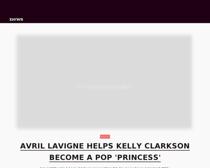 Lavigne avril.jhtml Kelly