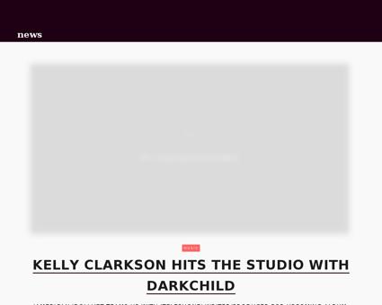 Kelly clarkson studio.jhtml Kelly