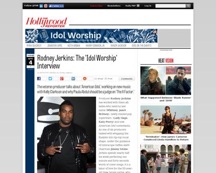 Rodney jerkins idol worship interview 17 Kelly