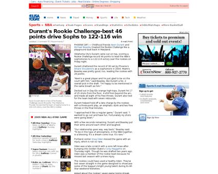 2009 02 13 all star rookie challenge N Kevin