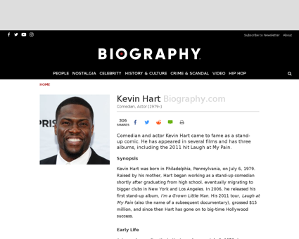 Kevin hart 21129845#film and other roles Kevin