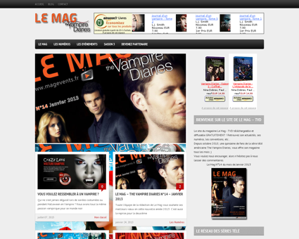 thevampirediaries france.com Kevin