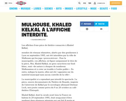 Khaled KELKAL