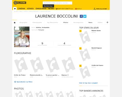 Laurence BOCCOLINI