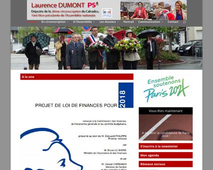 laurencedumont.net Laurence
