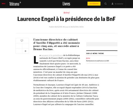 Laurence ENGEL
