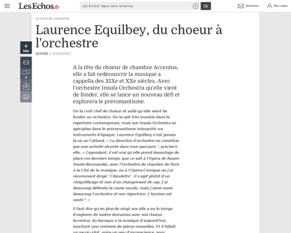 Laurence EQUILBEY